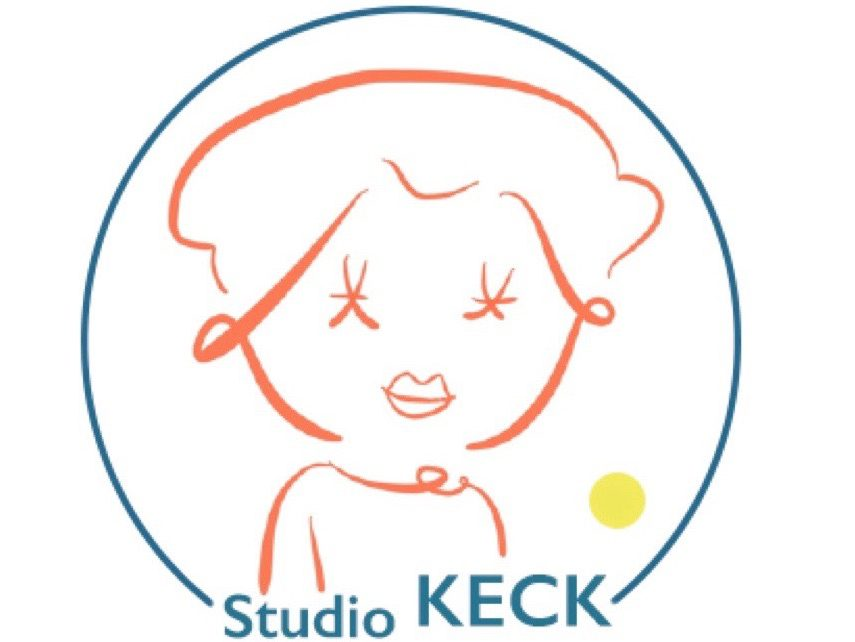 Studio KECK – Homepage in Arbeit